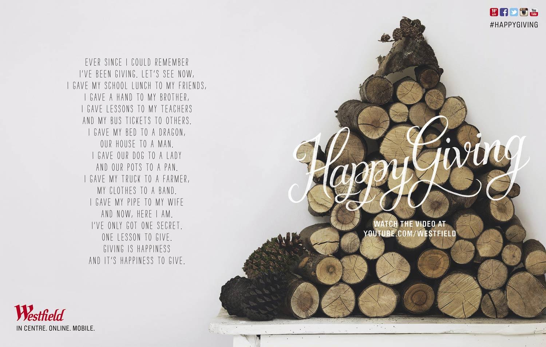 Happy-Giving